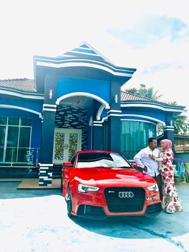 8 năm kiên trì bán gà, vợ mua ô tô Audi 1,4 tỷ đồng tặng chồng làm cả làng lác mắt - 7