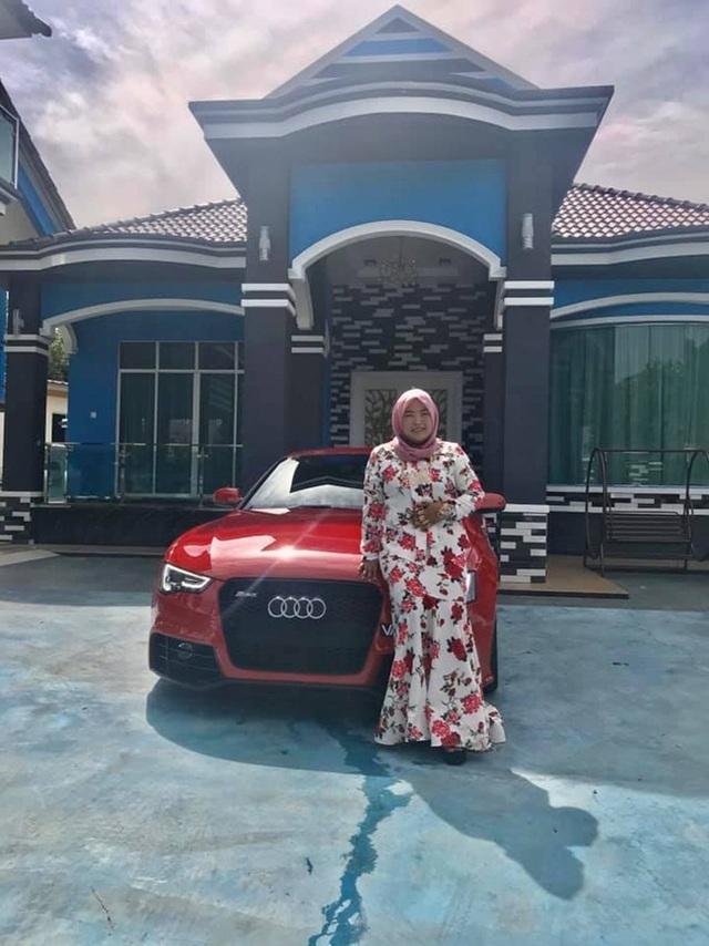 8 năm kiên trì bán gà, vợ mua ô tô Audi 1,4 tỷ đồng tặng chồng làm cả làng lác mắt - 9
