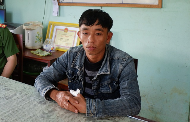 Quảng Nam: Bắt giam nghi can đâm chết tình địch