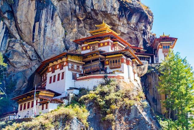 """Gột rửa tâm hồn ở """"Vương quốc hạnh phúc"""" Bhutan - 1"""