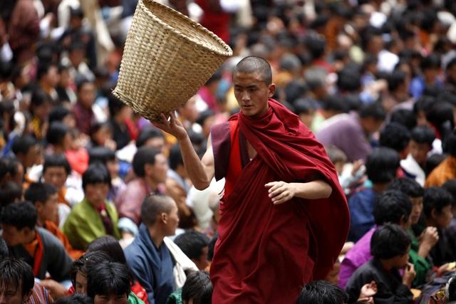"""Gột rửa tâm hồn ở """"Vương quốc hạnh phúc"""" Bhutan - 2"""