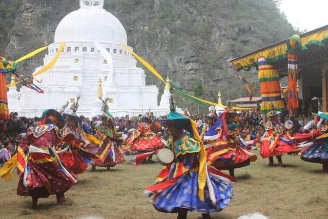 """Gột rửa tâm hồn ở """"Vương quốc hạnh phúc"""" Bhutan - 3"""