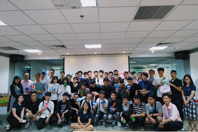 """""""Hành trình IT Bus"""" trao cơ hội, khơi đam mê cho sinh viên CNTT - 4"""