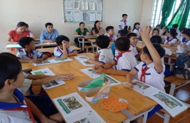 8 triệu học sinh tiểu học sẽ được học về  bảo tồn động vật hoang dã nguy cấp - 1
