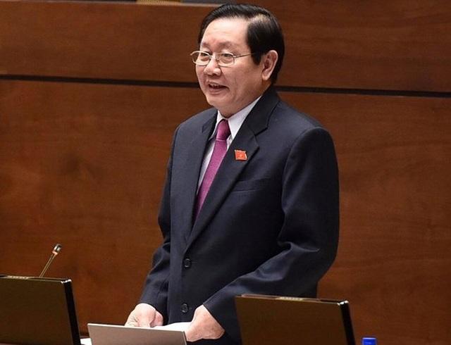 Bộ trưởng Nội vụ nhận khuyết điểm vì quy định đánh giá cán bộ 26 năm không sửa - 2