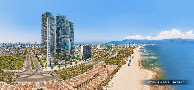 Mở bán chính thức tòa căn hộ ven biển cao nhất Việt Nam - 1