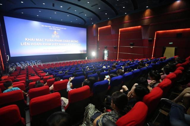 """16 phim """"bom tấn"""" tranh giải tại Liên hoan phim Việt Nam lần thứ 21 - 4"""