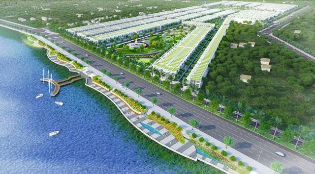 Nhà phố vườn ven sông chiếm sóng bất động sản khu vực Nam Sài Gòn - 2