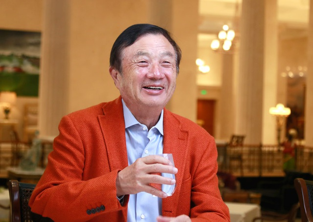 """Nhà sáng lập tự tin Huawei vẫn """"sống tốt"""" mà không cần các hãng công nghệ Mỹ - 1"""