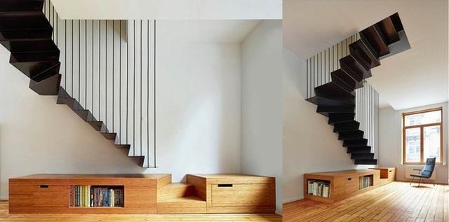 Những mẫu cầu thang phiêu diêu như cung đàn, ngắm mãi không chán - 2
