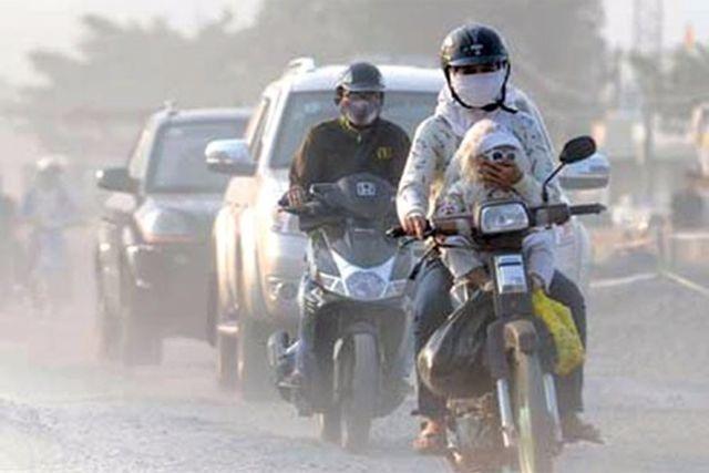 Ô nhiễm bụi mịn ở đô thị: Hà Nội cao nhất, Huế thấp nhất - 1