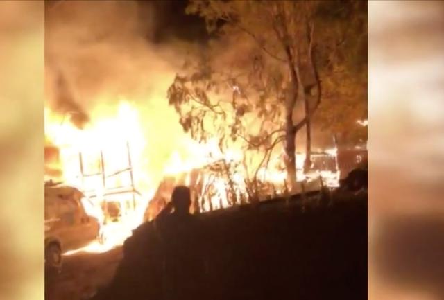 Người hùng 12 tuổi cứu bố khỏi ngôi nhà đang cháy - 1