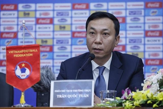 """""""Về nguyên tắc, VFF không thể tiết lộ mức lương của HLV Park Hang Seo"""" - 1"""