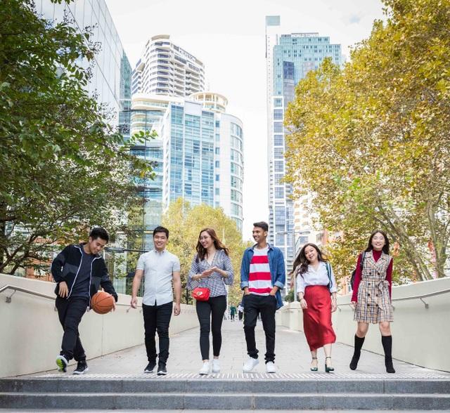 Ba sinh viên Việt Nam được chọn trở thành Đại sứ Sinh viên Quốc tế tại Sydney (Úc) - 1
