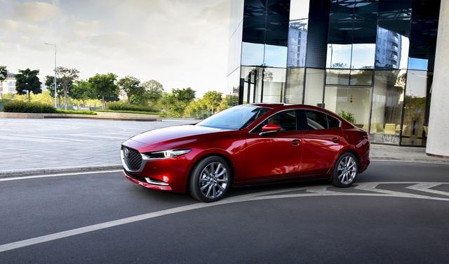 Bộ đôi hoàn toàn mới Mazda3 và Mazda3 Sport: Cạnh tranh không nằm ở giá - 6