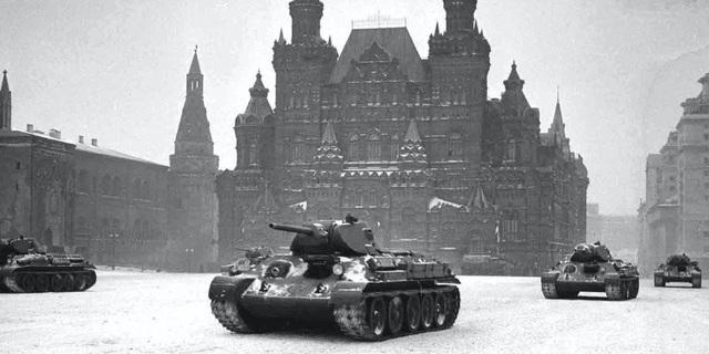 Sáu sự thật ít biết về cuộc diễu binh ngày 7/11/1941 - 1