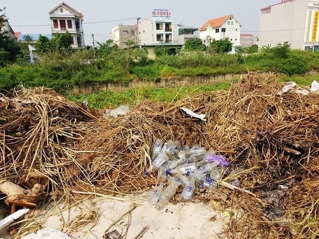 """Thành phố Ninh Bình tràn ngập rác, bị """"biến"""" thành bãi chứa chất thải khổng lồ! - 6"""