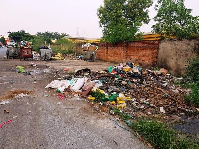 """Thành phố Ninh Bình tràn ngập rác, bị """"biến"""" thành bãi chứa chất thải khổng lồ! - 17"""
