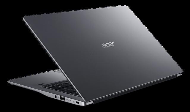 Acer Swift 3 S - Laptop siêu nhẹ chỉ 1.19 kg và thời lượng pin 11 tiếng - 2