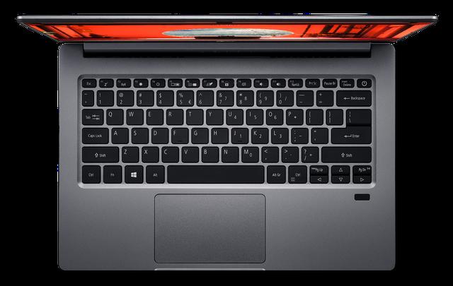 Acer Swift 3 S - Laptop siêu nhẹ chỉ 1.19 kg và thời lượng pin 11 tiếng - 4