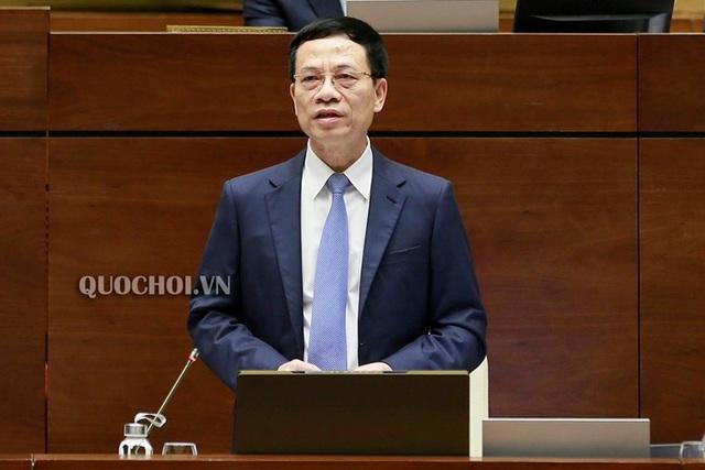 """Bộ trưởng Nguyễn Mạnh Hùng: Đừng nghĩ """"đeo mặt nạ"""" thì không ai tìm ra mình! - 7"""