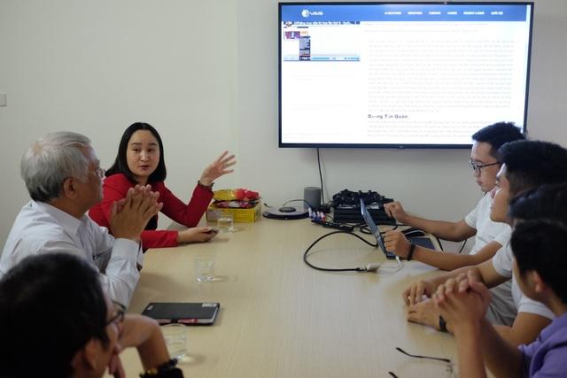 Nhân tài Đất Việt gây ấn tượng với màn gỡ băng trực tiếp phiên chất vấn tại Quốc hội - 1