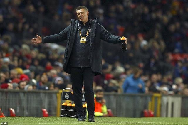 Nhìn lại chiến thắng rực rỡ của Man Utd trước Partizan ở Old Trafford - 17