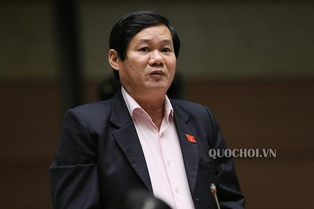 """Bộ trưởng Nguyễn Mạnh Hùng: Đừng nghĩ """"đeo mặt nạ"""" thì không ai tìm ra mình! - 1"""