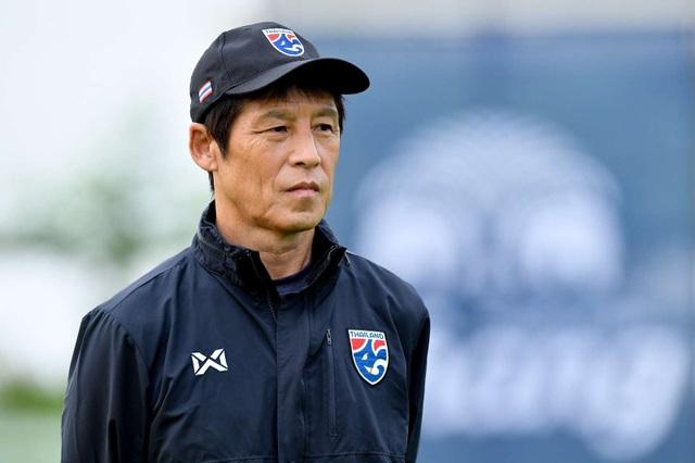 HLV Akira Nishino quyết tâm giúp Thái Lan vô địch SEA Games - 1