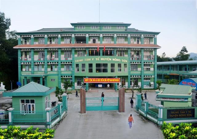 Bệnh nhân đột tử tại Trung tâm y tế Nông Sơn, Quảng Nam