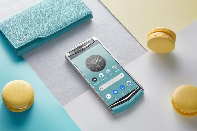 Điện thoại thông minh Aster P – Sự trở lại của thương hiệu Vertu - 5
