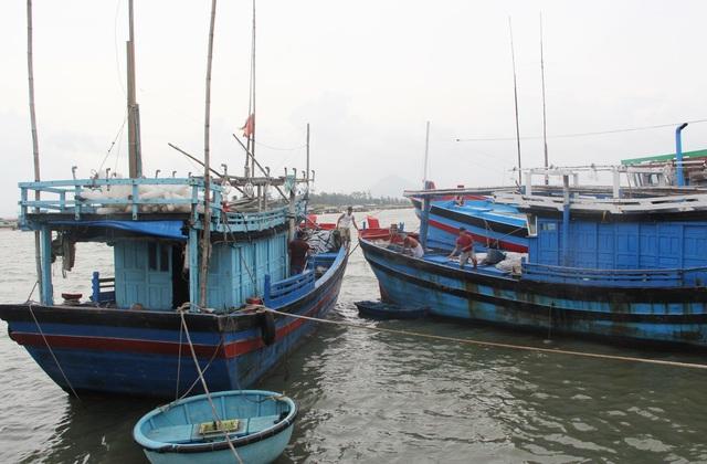 Cấm biển, cưỡng chế các hộ dân khu vực nguy hiểm để ứng phó với bão số 6 - 2