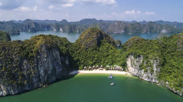 Công trình Castaway Island Resort trên đảo Cát Bà đoạt Giải Vàng Kiến trúc Châu Á - 2