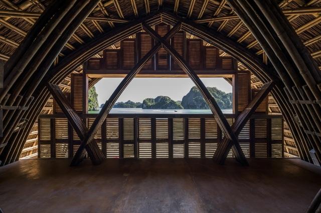 Công trình Castaway Island Resort trên đảo Cát Bà đoạt Giải Vàng Kiến trúc Châu Á - 5