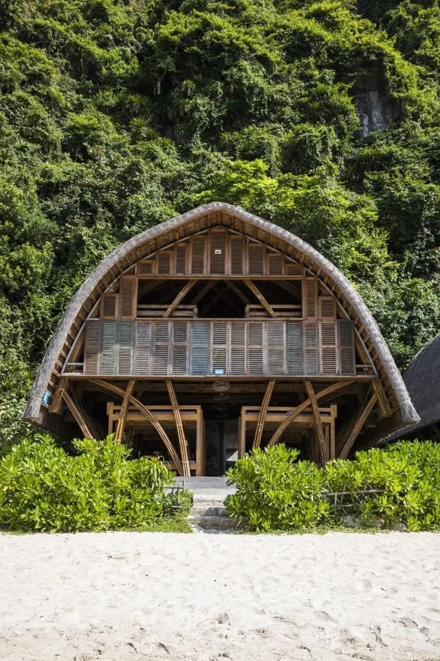 Công trình Castaway Island Resort trên đảo Cát Bà đoạt Giải Vàng Kiến trúc Châu Á - 10