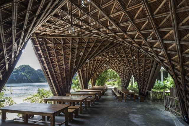 Công trình Castaway Island Resort trên đảo Cát Bà đoạt Giải Vàng Kiến trúc Châu Á - 9