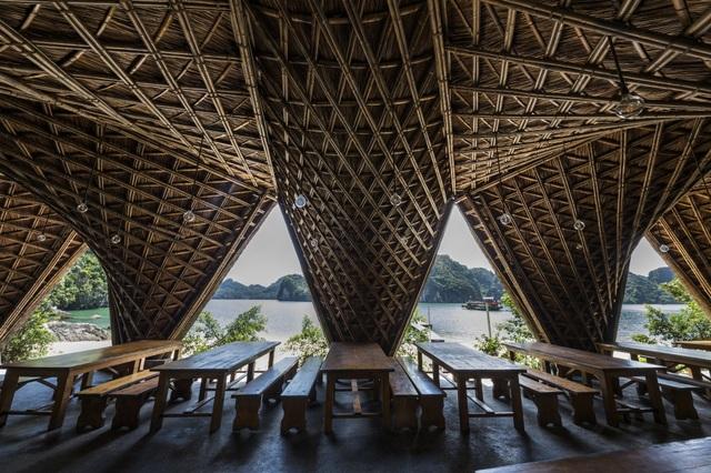 Công trình Castaway Island Resort trên đảo Cát Bà đoạt Giải Vàng Kiến trúc Châu Á - 8