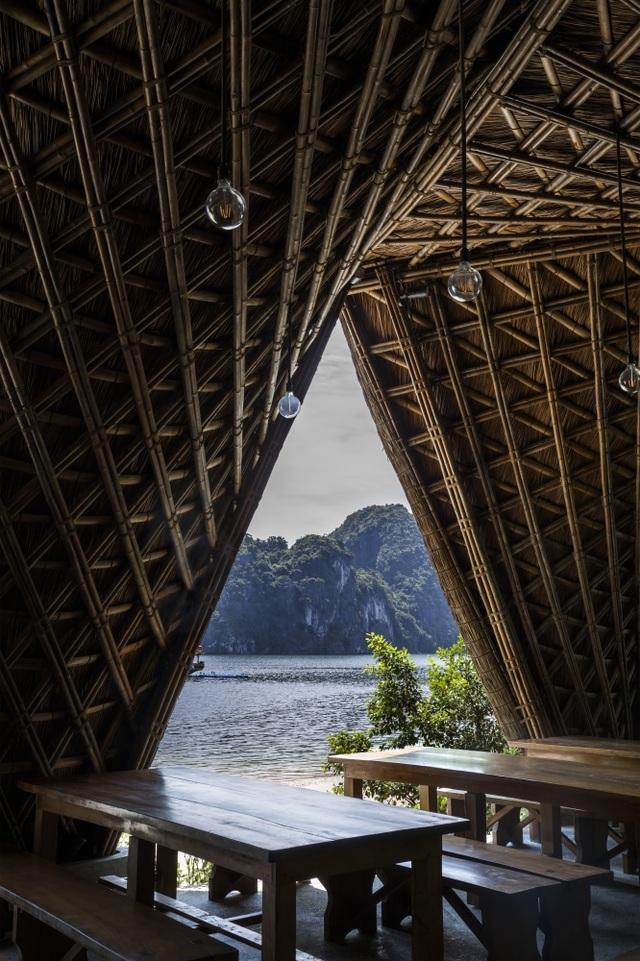 Công trình Castaway Island Resort trên đảo Cát Bà đoạt Giải Vàng Kiến trúc Châu Á - 7