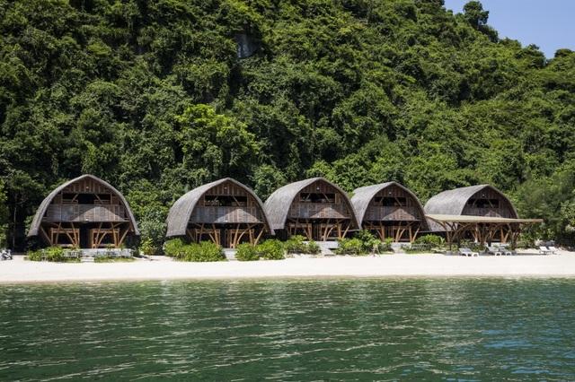 Công trình Castaway Island Resort trên đảo Cát Bà đoạt Giải Vàng Kiến trúc Châu Á - 1