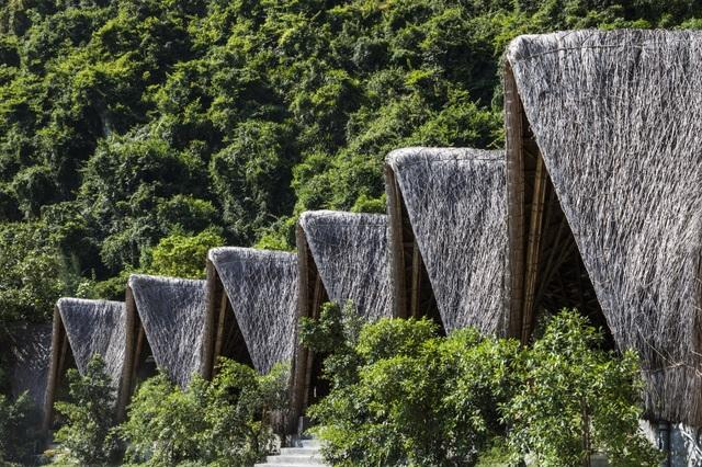 Công trình Castaway Island Resort trên đảo Cát Bà đoạt Giải Vàng Kiến trúc Châu Á - 6
