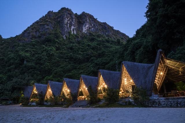Công trình Castaway Island Resort trên đảo Cát Bà đoạt Giải Vàng Kiến trúc Châu Á - 3