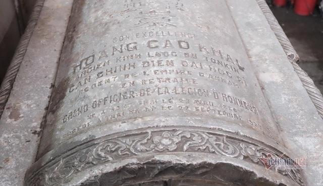 Chục gia đình sống trong ngôi mộ cổ, chuyện rợn tóc gáy giữa lòng thủ đô - 2