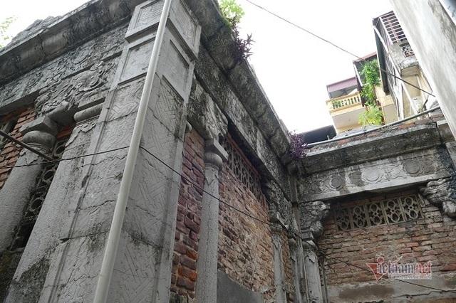 Chục gia đình sống trong ngôi mộ cổ, chuyện rợn tóc gáy giữa lòng thủ đô - 7