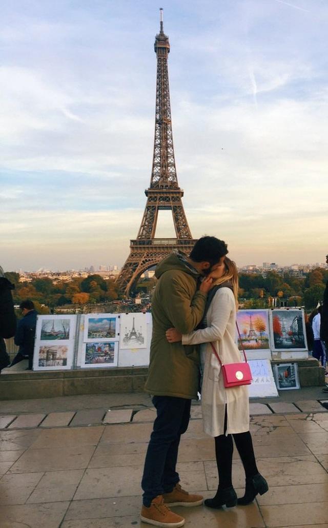 Cô gái du lịch khắp thế giới để hôn trai lạ - 1