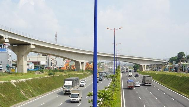 Thông xe nút giao 14 làn xe, giải cứu điểm nóng cửa ngõ Đông Sài Gòn - 4