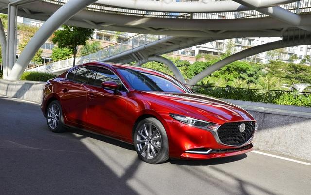 Bộ đôi hoàn toàn mới Mazda3 và Mazda3 Sport: Cạnh tranh không nằm ở giá - 4