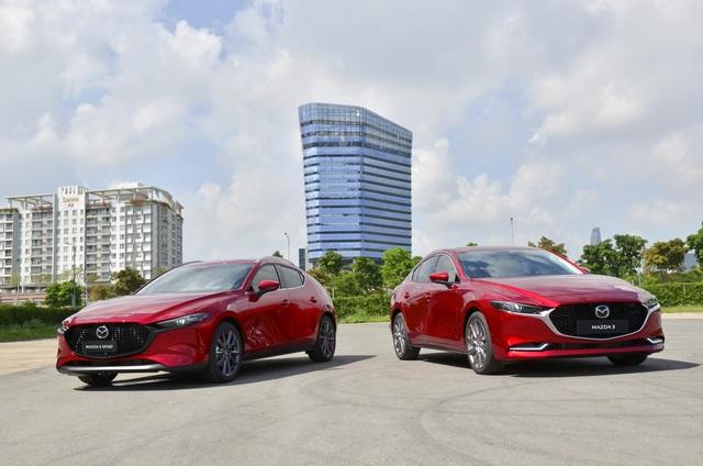 Bộ đôi hoàn toàn mới Mazda3 và Mazda3 Sport: Cạnh tranh không nằm ở giá - 1