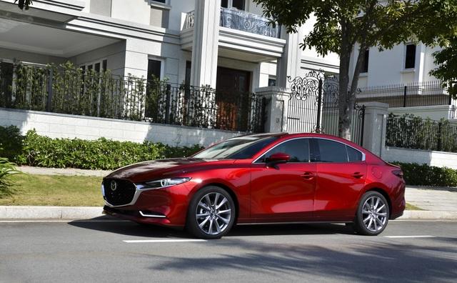Bộ đôi hoàn toàn mới Mazda3 và Mazda3 Sport: Cạnh tranh không nằm ở giá - 2
