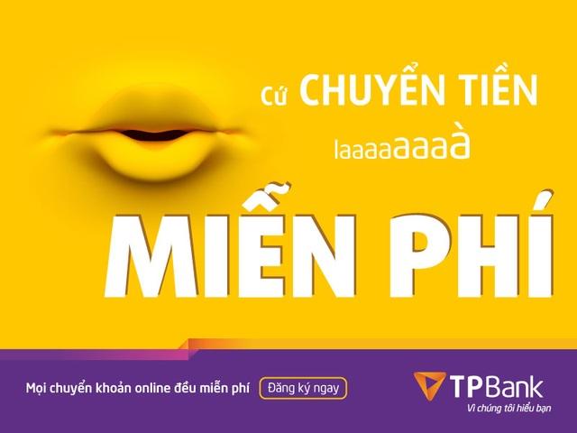 Ngân hàng đầu tiên tại Việt Nam miễn toàn bộ phí chuyển tiền và rút tiền  - 1