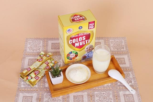 """Sữa non, Canxi hữu cơ, DHA – Bộ 3 """"dinh dưỡng vàng"""" giúp trẻ phát triển chiều cao, trí tuệ vượt trội - 1"""